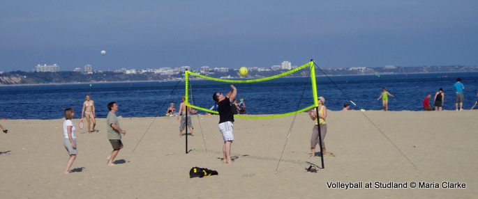 Volleyball Studland
