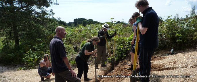 Richmond Fellowship Volunteers BoP