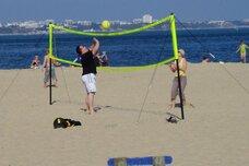 Volleyball Studland - Maria Clarke